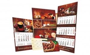kalendarze trojdzielne